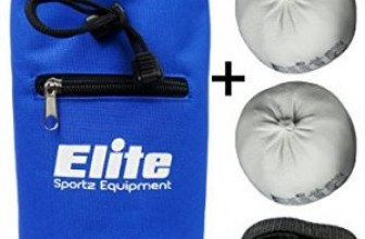 Ninja Warrior Elite Kreide Bälle mit Chalk Bag