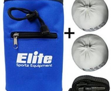 Ninja Warrior Elite Kreide Bälle mit Chalk Bag
