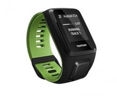 TomTom Runner 3 Cardio + Musik GPS-Sportuhr