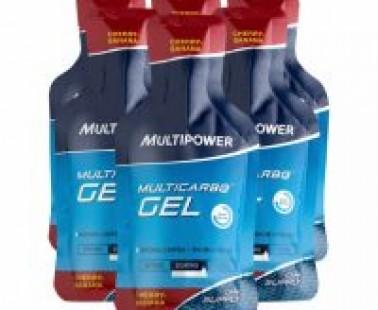 Multipower Multi Carbo Energy Gel