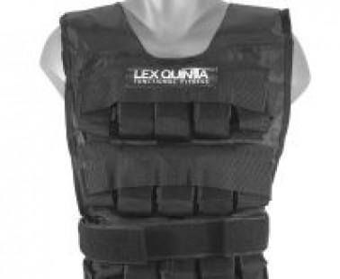 Lex Quinta Gewichtsweste Heavy Duty 30 Kg